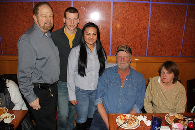 Eushina's & Dad's Birthday Party, Jumbo, Hazleton (12-30-2012)