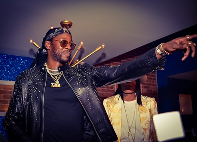 2CHAINZ @ GRAND OPENING OF ESCOBAR RESTAURANT & LOUNGE