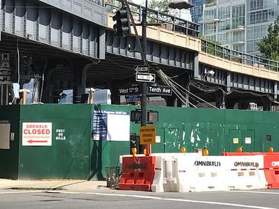 NYC High Line 070317