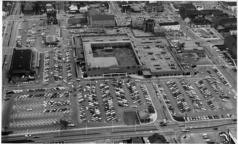 Lincoln Square Aerial