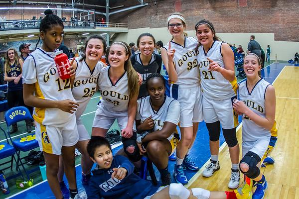 Basketball VG vs Winthrop 02-14-2017