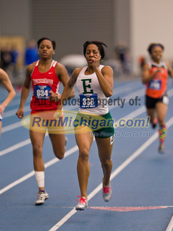 400 Meter Run - 2012 GVSU Big Meet