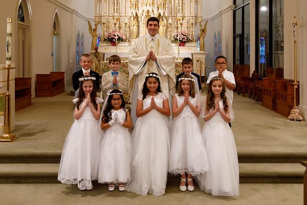 2021 - SMCC First Communion