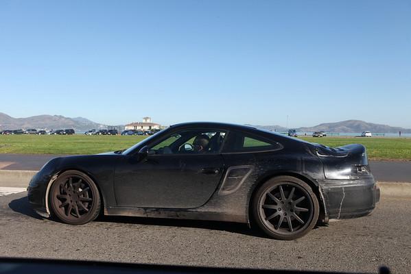 2012 Porsche Carrera 911 SPY PHOTOS Test Mules