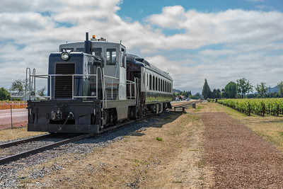Napa Wine Train Tour | 05.14.18