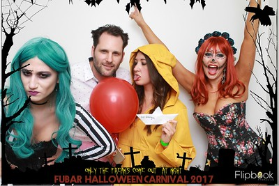 FUBAR Halloween 2017