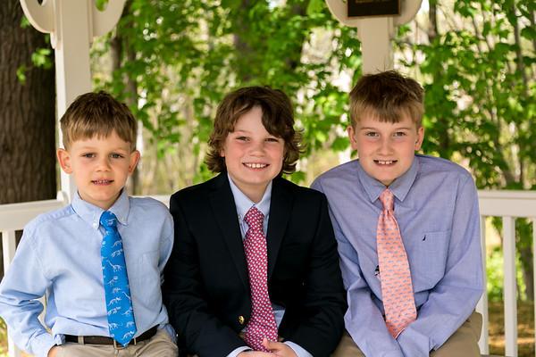 Luke & Family