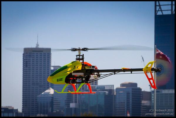 Blade 450x V2 in Perth Australia