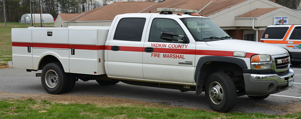 Yadkin County Fire Marshal