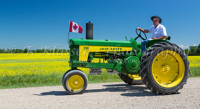 Tractor Trek 2013