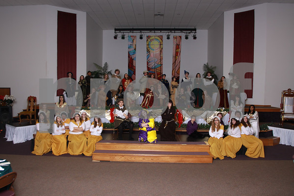 2013 RTHS MADRIGAL PICTURES