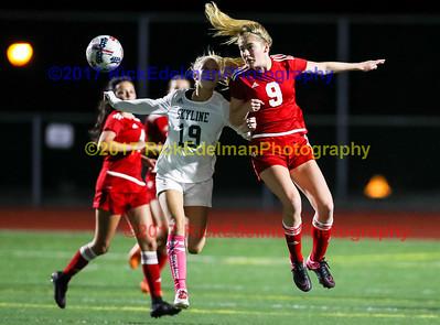 Newport vs Skyline Varsity Soccer