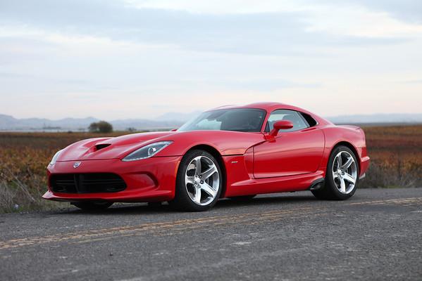 2013 SRT Viper Drive at Sonoma Raceway - Monday November 19th, 2013
