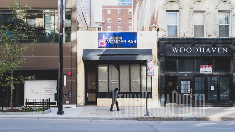 Underground Wonder Bar
