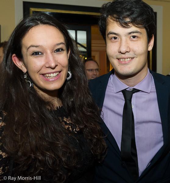 Fiona Steil-Antoni and David Howell