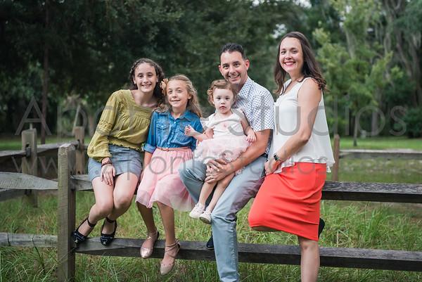 Felicia & Danny family
