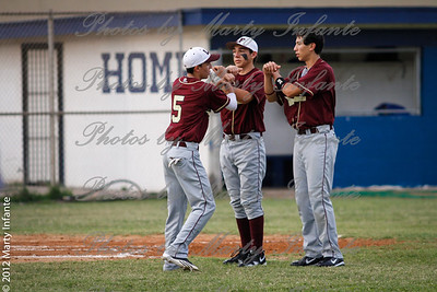 High School Baseball 2012