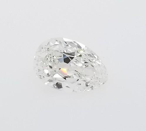 1.99ct Vintage Pear Cut Diamond - GIA G, VS2