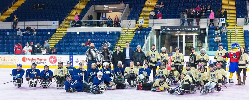 Sled Hockey 2018