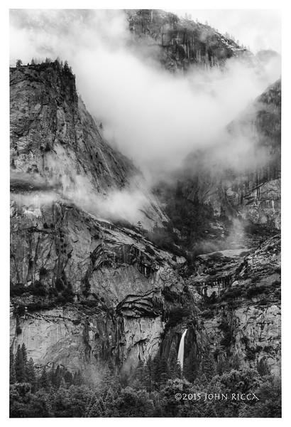 Yosemite Falls And Clouds.jpg