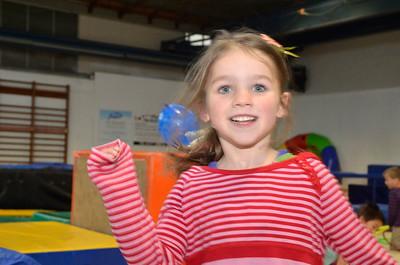 Talia Perkins 6th Birthday