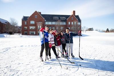 2/1/19: Pond Hockey