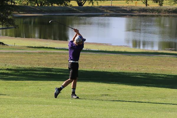 Sept. 24, 2020 - Litchfield Boys Golf