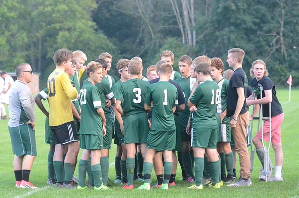 Boys Soccer: Poland at Hamilton