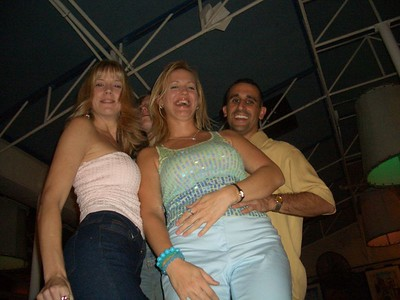 My 35th Birthday Jan '05 - Taverna Opa