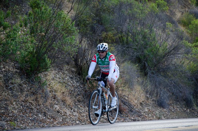 CA 128: Climbing Cardiac