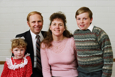 1989 Book of Mormon testimony photos