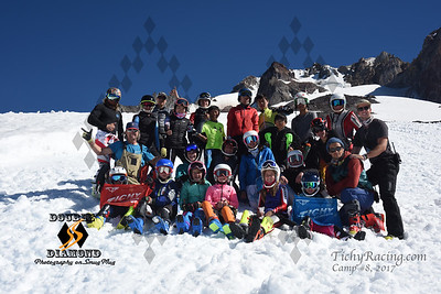 Camp #8. Group & Action photo's