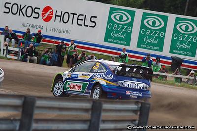 02.-05.08.2007 | Rally Finland, Jyväskylä