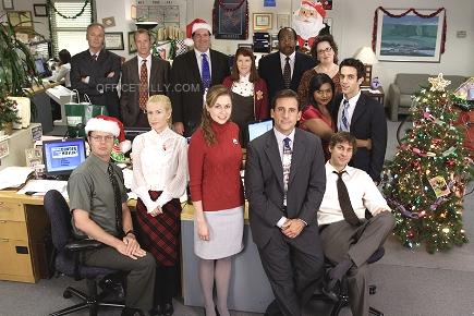 the office a benihana christmas 2006