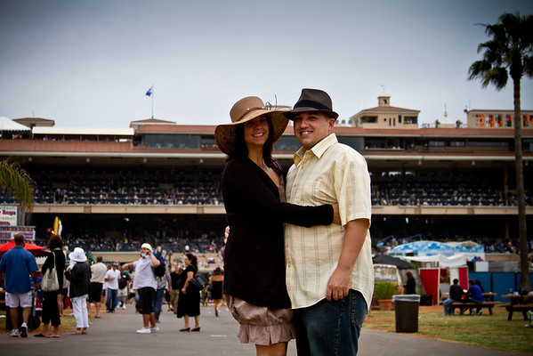 Del Mar Opening Day 2010
