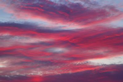 Sunset White Lake Tamworth NH 08092015