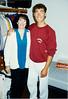 David's first day at UC Santa Cruz Fall 1985