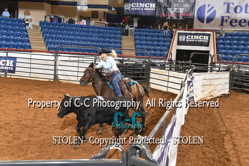 #11 Ranch Hand RSNC Finals 2018 Fort Worth TX