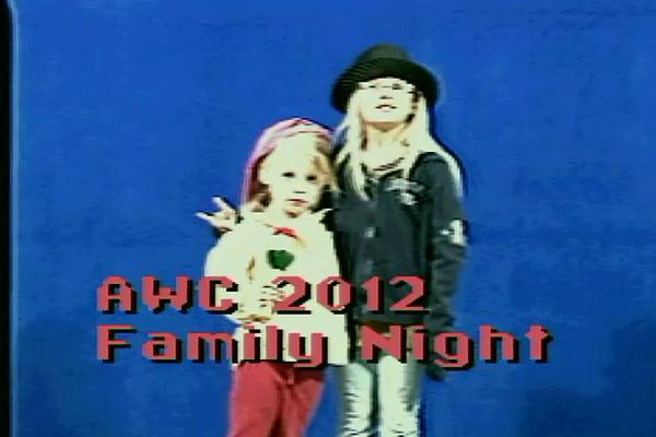 AZ Western College Family Night 2012 Music Videos 11/15/12