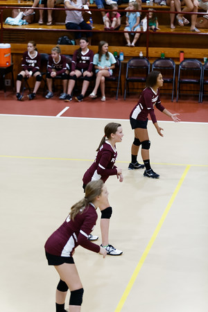 DA Bteam Volleyball 9-19-18