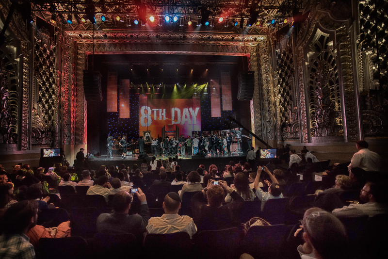 Saban Theatre telethon closing with  8th day.jpg