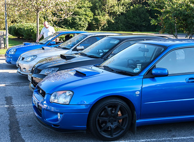 Subaru's & Subaru Meets