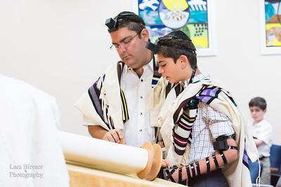 Jaime's Torah Reading