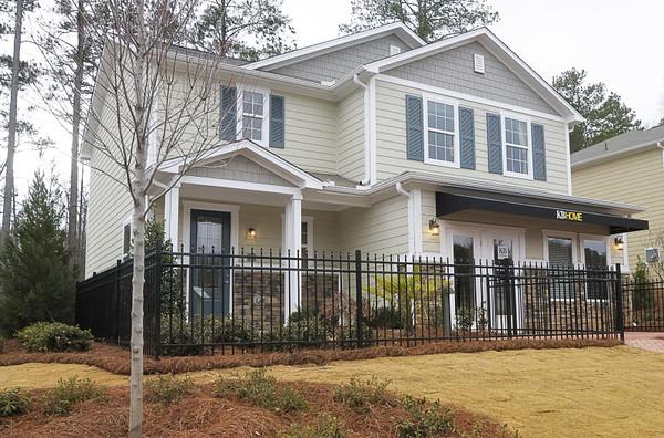 KB Homes (Models at Wynchase)