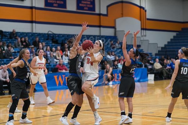 Wheaton College Women's Basketball vs Thomas More College, November 9, 2018