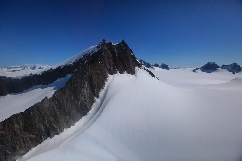 Juneau ice fields