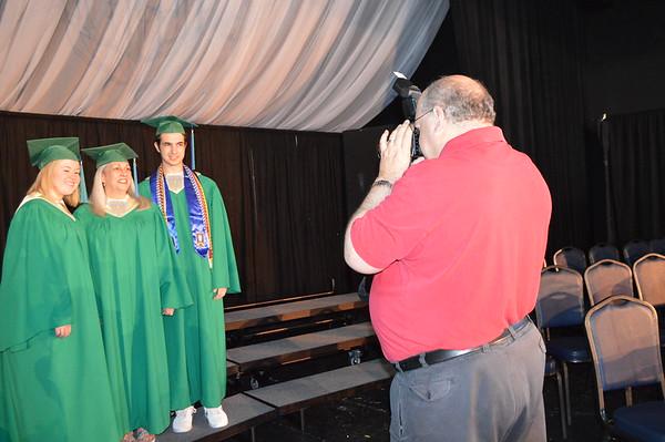 Clay/Bernstein Graduates