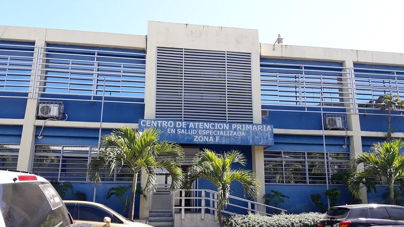 Policlinica Zona Industrial De Herrera