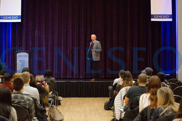 Roemer Lecture: Dennis Ross