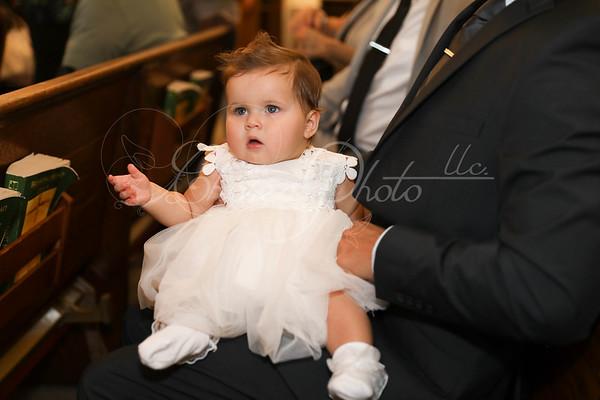 Audrey's Baptism